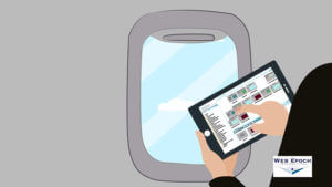 using-presentation-pad-in-a-plane-800